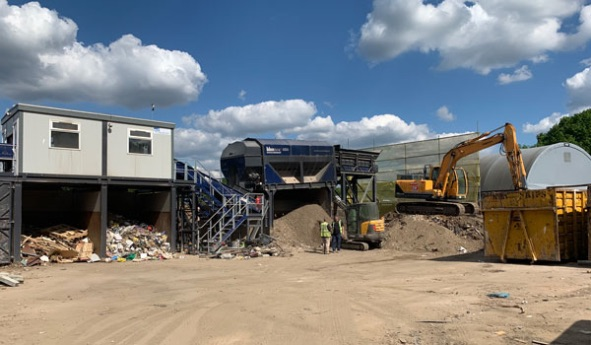Recycling Center Maidenhead